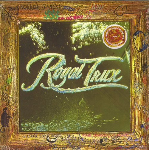 Royal Trux - White Stuff - Ltd Ed, Colored Vinyl, Pizza Deluxe, Fat Possum Records, 2019