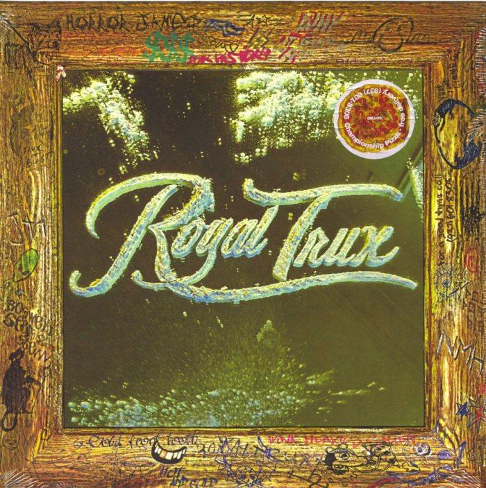 Royal Trux - White Stuff - Ltd Ed, Colored Vinyl, Pizza Deluxe, Fat Possum Records, 2019