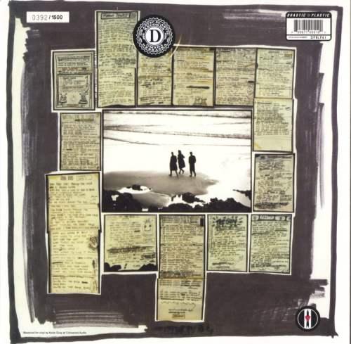 Love and Rockets - Earth Sun Moon - 200 Gram, Ltd, Numbered, Vinyl, Drastic Plastic, 2015
