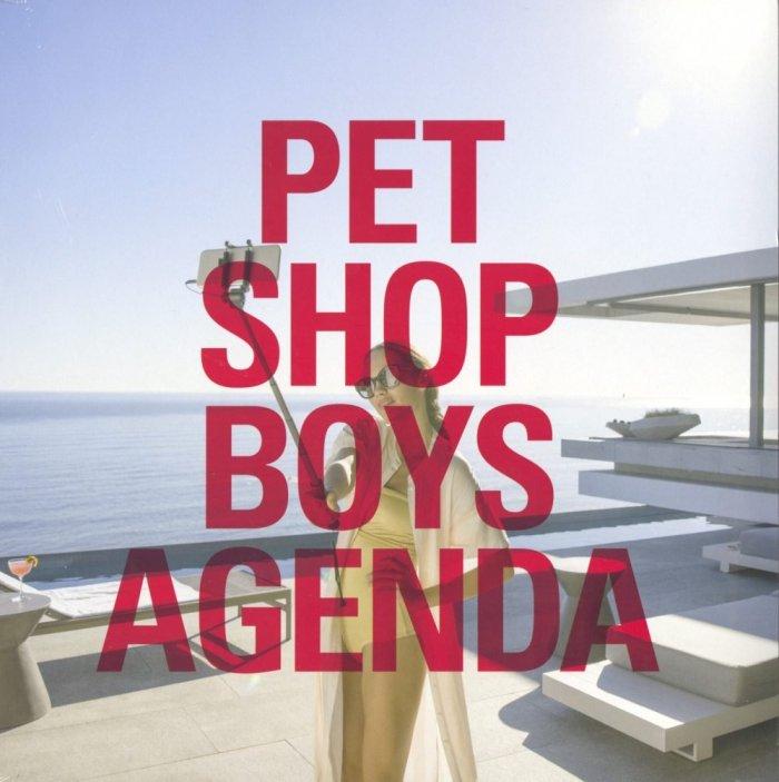 Pet Shop Boys - Agenda - Vinyl, EP, X2, Import, 2019