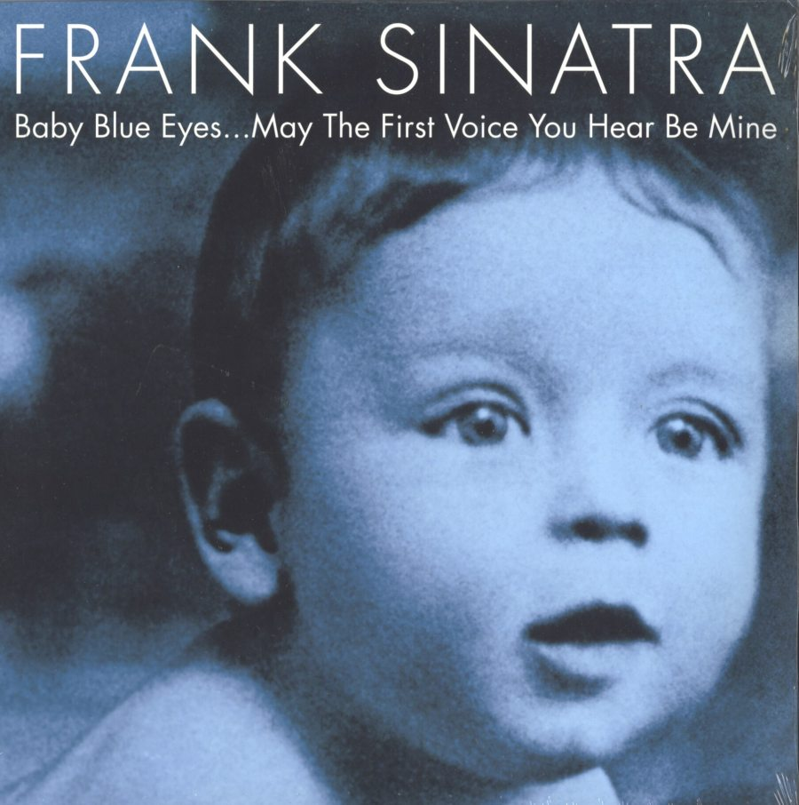 Frank Sinatra - Baby Blue Eyes - 2XLP, Double Vinyl, Lullabies, Import, 2018