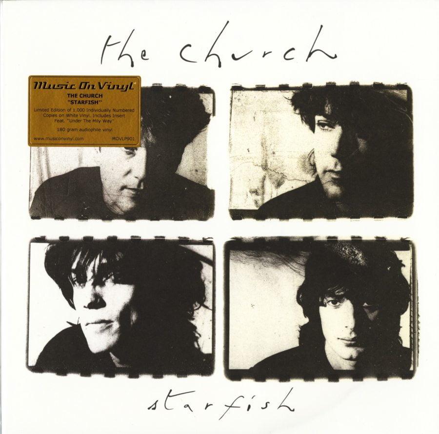 The Church - Starfish - Ltd Ed, White, Colored Vinyl, Numbered, Music On Vinyl, 2019