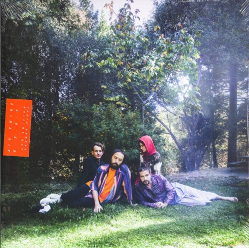 Big Thief - U.f.o.f. - Limited Edition, Orange, Colored Vinyl, Gatefold, 4AD, 2019
