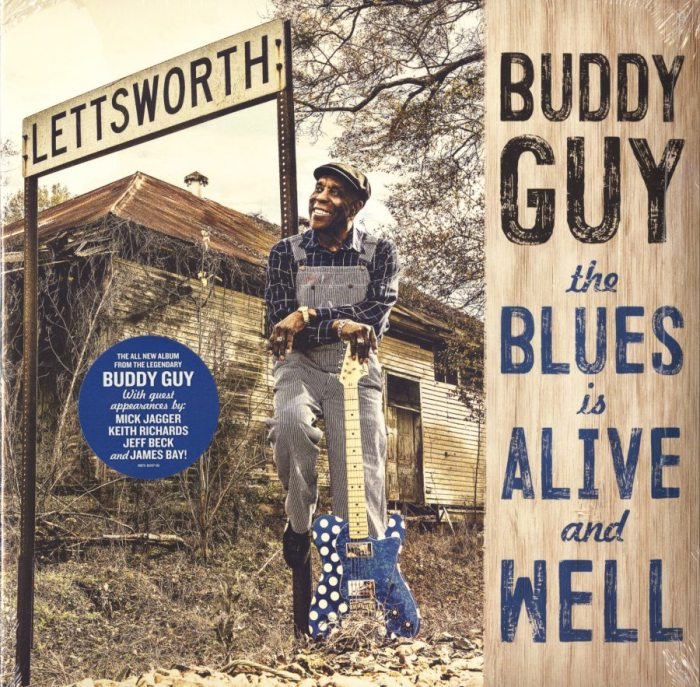 Buddy Guy - The Blues Is Alive And Well - 150 Gram, Vinyl, LP, Gatefold, RCA, 2018