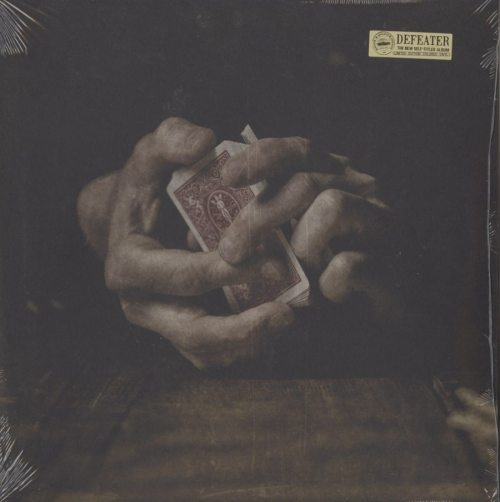Defeater - Defeater - Limited Edition, Coke-Bottle Clear, Vinyl, Epitaph, 2019