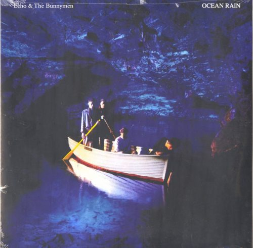 "Echo and The Bunnymen - Ocean Rain - Vinyl, LP, Reissue, ""1972"" Records, 2011"