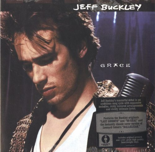 Jeff Buckley - Grace - 180 Gram, Vinyl, w Artwork, Legacy Vinyl, 2011