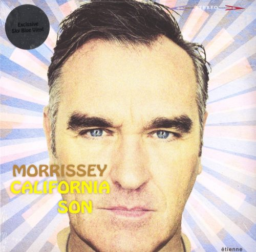 Morrissey - California Son - Limited Edition, Blue, Colored Vinyl, LP, BMG, 2019