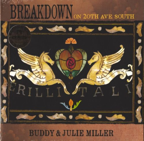 Buddy & Julie Miller - Breakdown On 20th Ave. South - Ltd Ed, Colored Vinyl, LP, New West Records, 2019