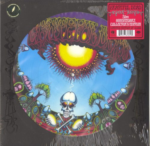 The Grateful Dead - Aoxomoxoa - Limited Edition, Picture Disc, Vinyl, LP, Anniversary Edition, 2019