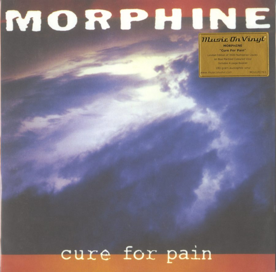 Morphine - Cure For Pain - Limited Edition, Numbered, Colored Vinyl, Import, Music On Vinyl, 2019