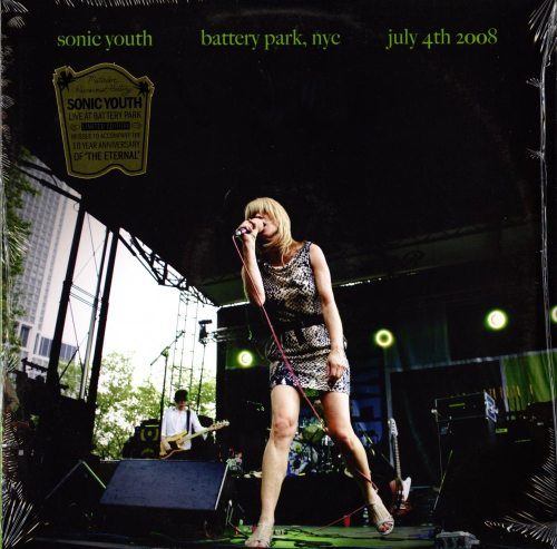 Sonic Youth - Battery Park NYC: July 4th 2008 - Vinyl, LP, Matador Records, 2019
