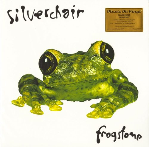 Silverchair - Frogstomp - Limited Edition, Lime Green, Double Vinyl, Music on Vinyl, 2019