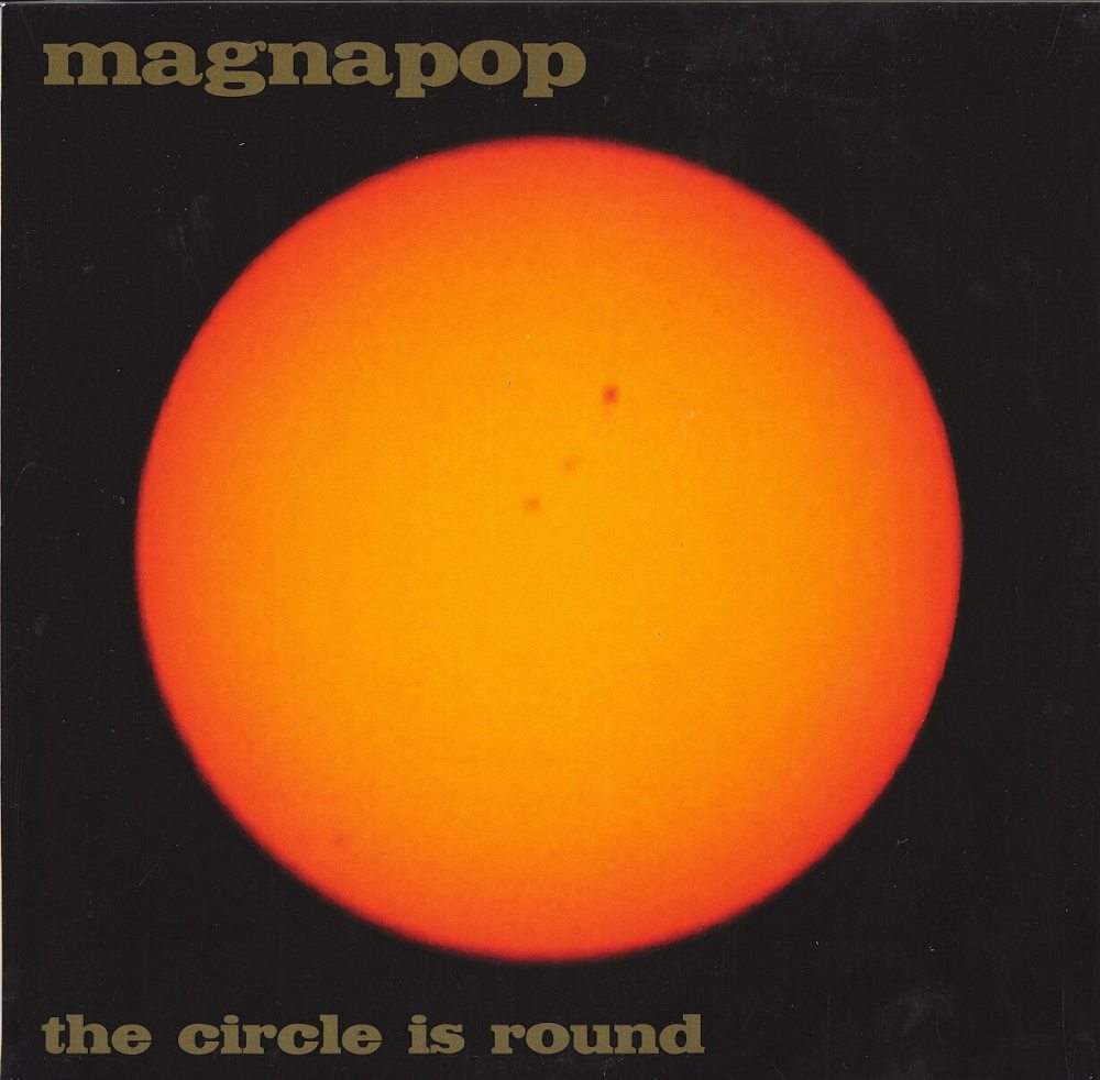 Magnapop - The Circle Is Round - Vinyl, LP, Happy Birthday To Me Records, 2019
