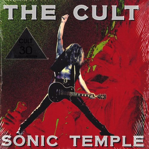 The Cult - Sonic Temple - 30th Ann. Reissue, 2xLP, Double Vinyl, Beggars Banquet, 2019