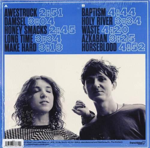 Twen - Awestruck - Limited Edition, Clear, Vinyl, LP, French Kiss, 2019