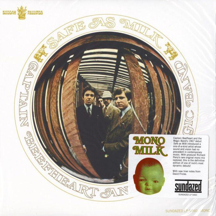 Captain Beefheart - Safe As Milk - Vinyl, LP, Reissue, Sundazed, 2013