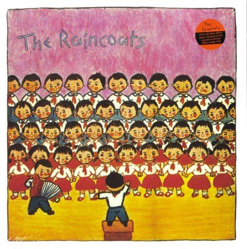 The Raincoats - The Raincoats - 40th Anniversary, Orange, Colored Vinyl, Kill Rock Stars, 2019