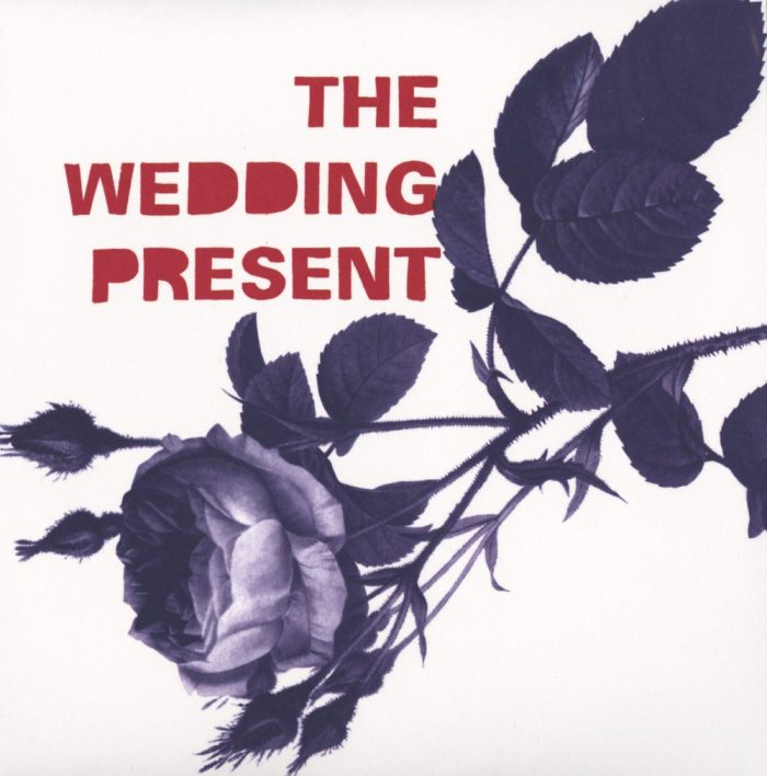 The Wedding Present - Tommy 30 - Red, Colored Vinyl, HBTM Records, 2019