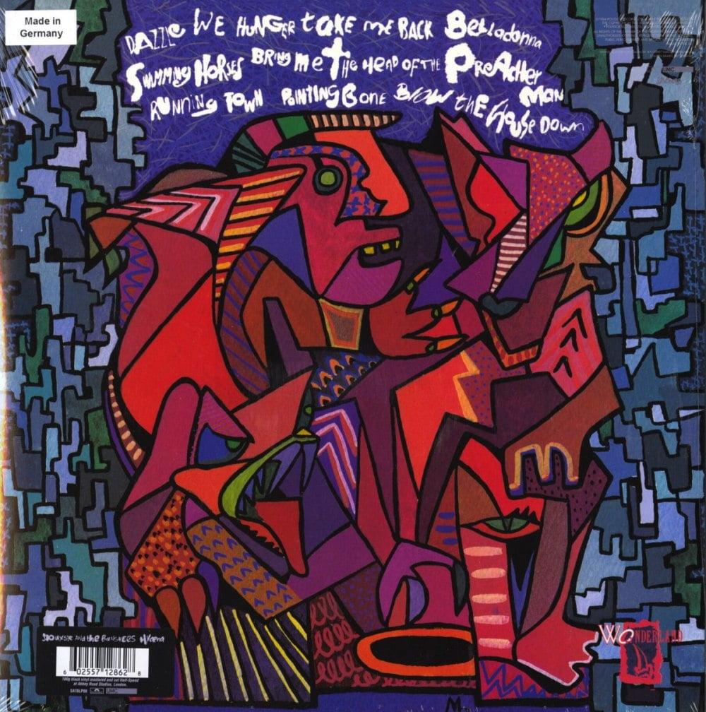 Siouxsie & The Banshees - Hyaena - 180 Gram Vinyl, LP, Remastered, Polydor, Import, 2018
