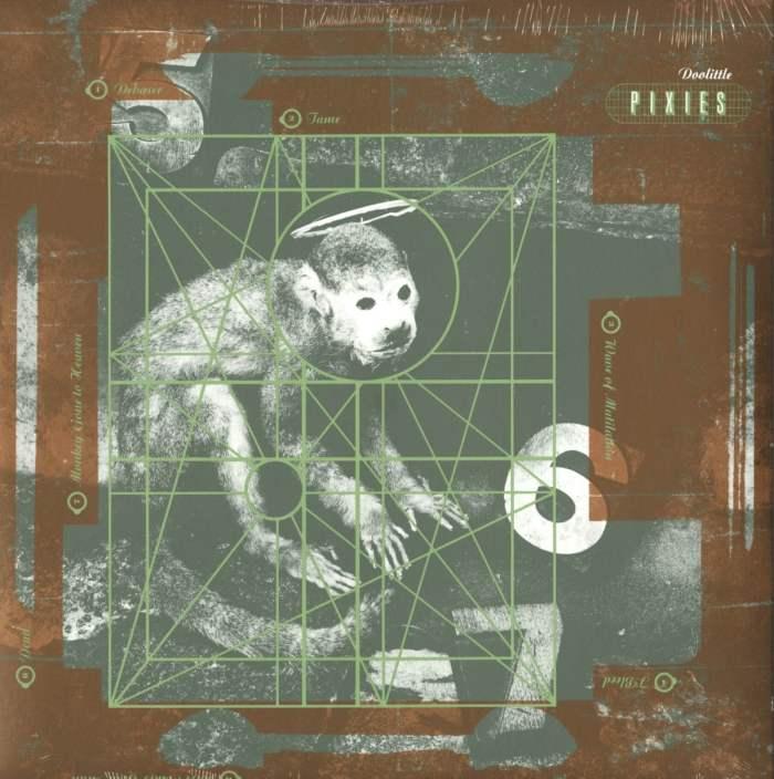 Pixies - Doolittle - 180 Gram, Vinyl, Reissue, 4AD, 2004 - New, Sealed