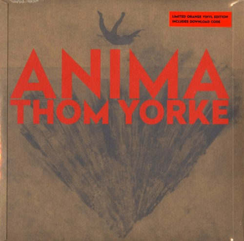 Thom Yorke - Anima - Limited Edition, Orange, Colored Vinyl, Beggars Banquet, 2019