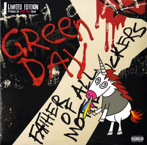 Green Day - Father Of All... - Limited Edition, Pink, Colored Vinyl, WEA, 2020
