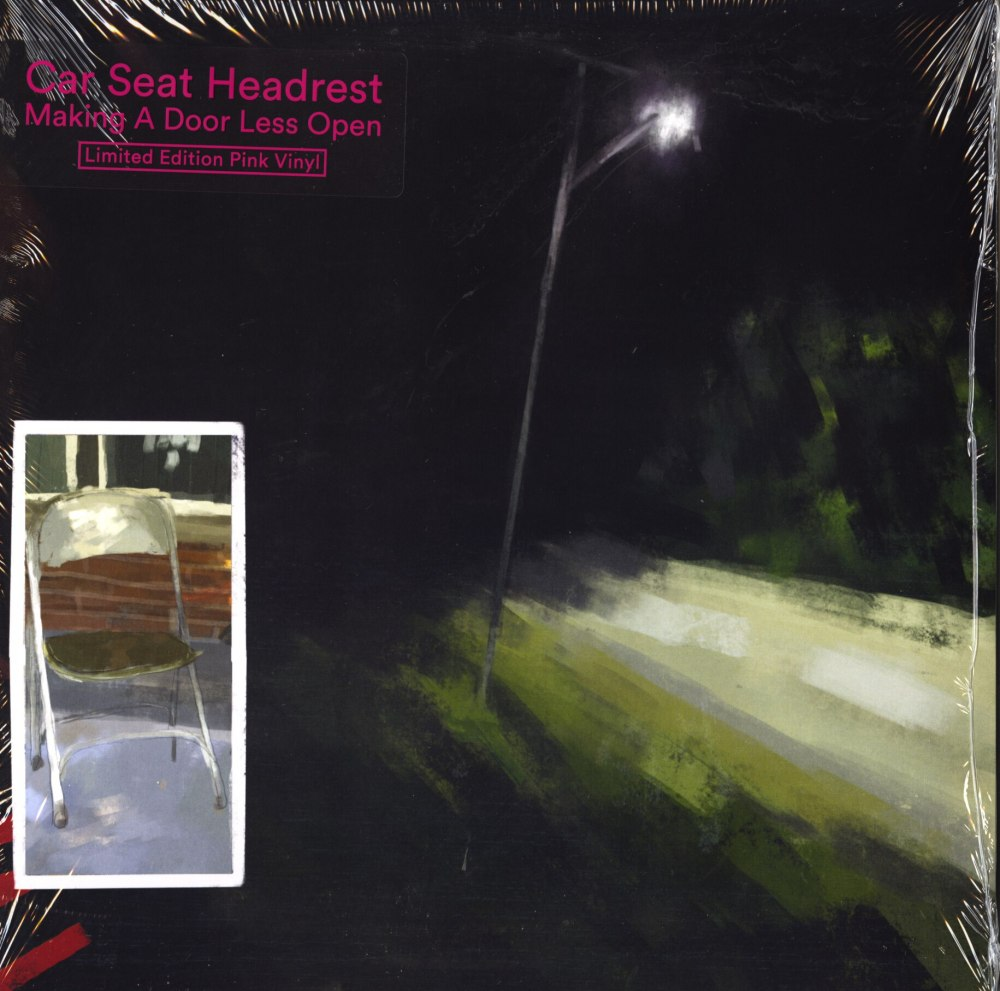 Car Seat Headrest - Making A Door Less Open - Ltd Ed, Pink, Colored Vinyl, LP, Matador Records, 2020