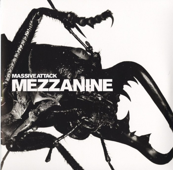 Massive Attack - Mezzanine - 180 Gram, Double Vinyl, LP, Reissue, Virgin Records, 2017