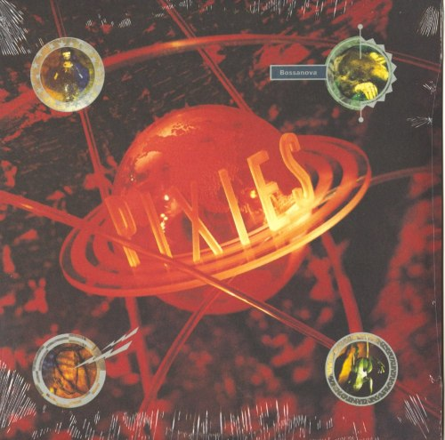 Pixies - Bossanova - 180 Gram, Vinyl, LP, Reissue, 4AD Records, 2008