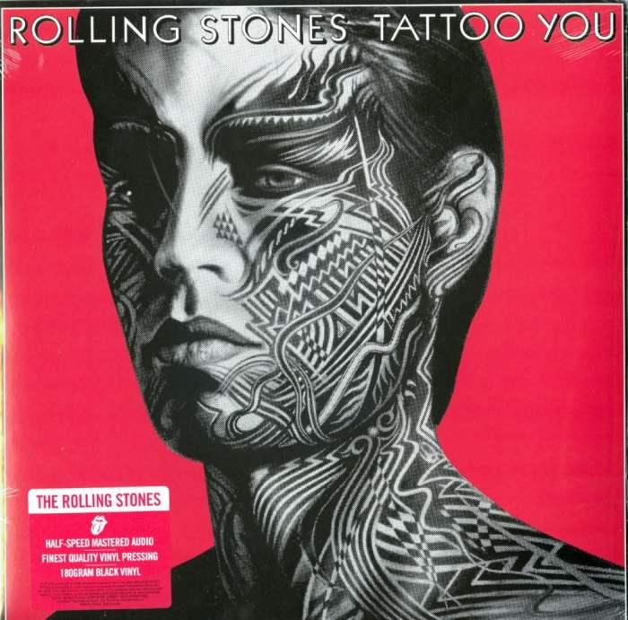 Rolling Stones - Tattoo You - Half Speed Mastered, 180 Gram, Audiophile Vinyl, LP, Reissue, Interscope Records, 2020