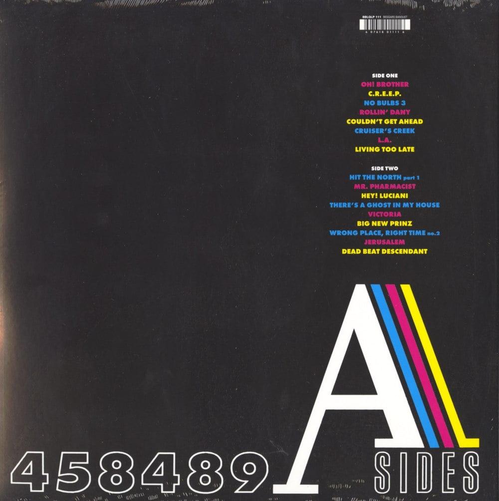 The Fall - 45 84 89 A Sides - Vinyl, LP, Reissue, Beggars Banquet, 2018