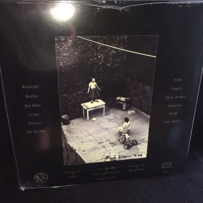 Let It Come Down - Limited, Signed