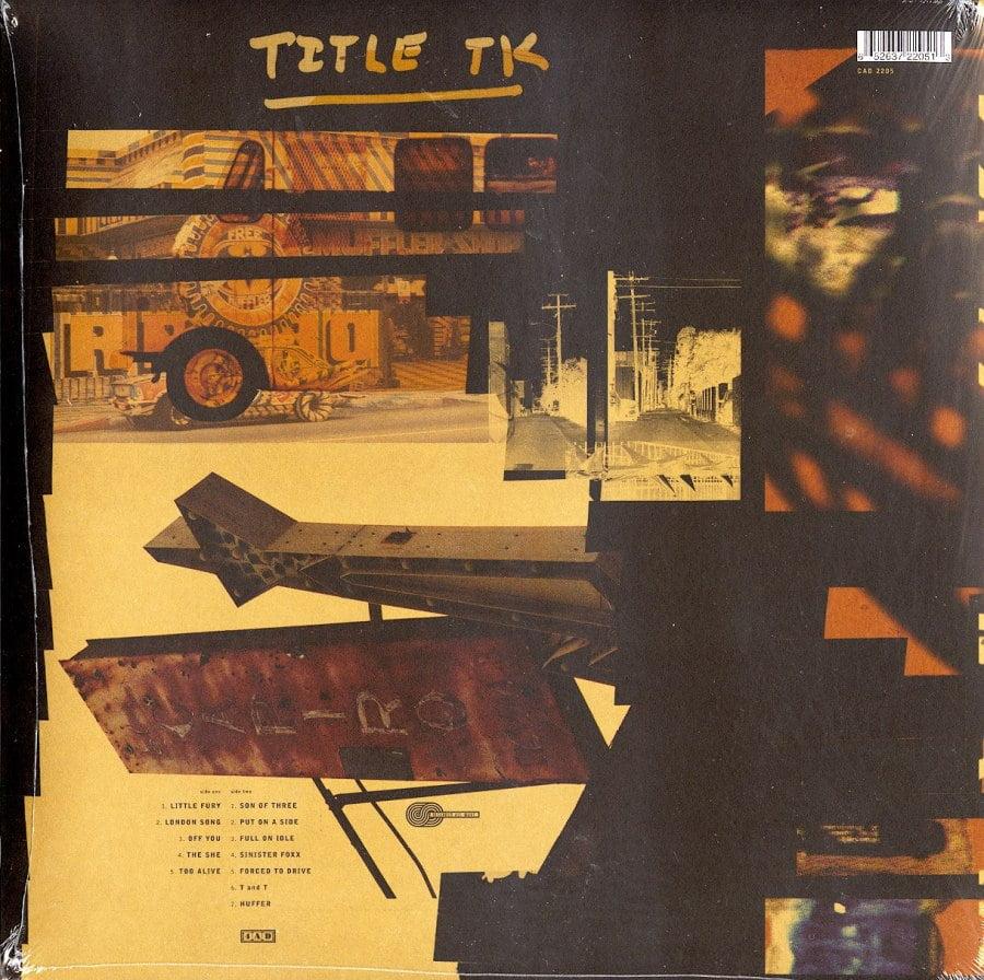 Breeders - Title Tk - Vinyl, LP, Reissue, 4AD Records, 2018