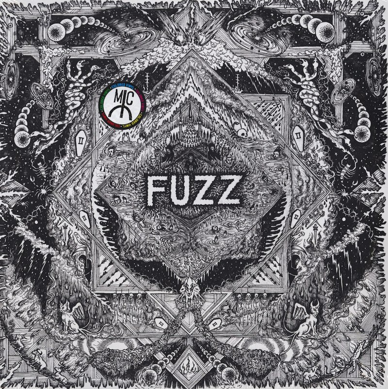 Fuzz, Fuzz II, Limited Edition, Colored Vinyl, LP, Reissue, In The Red, 2020