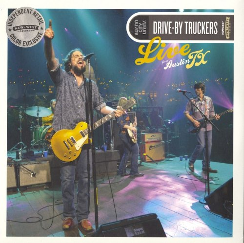Drive-By Truckers - Live From Austin TX - Limited Edition, Green Splatter, Double Vinyl, LP, New West, 2020