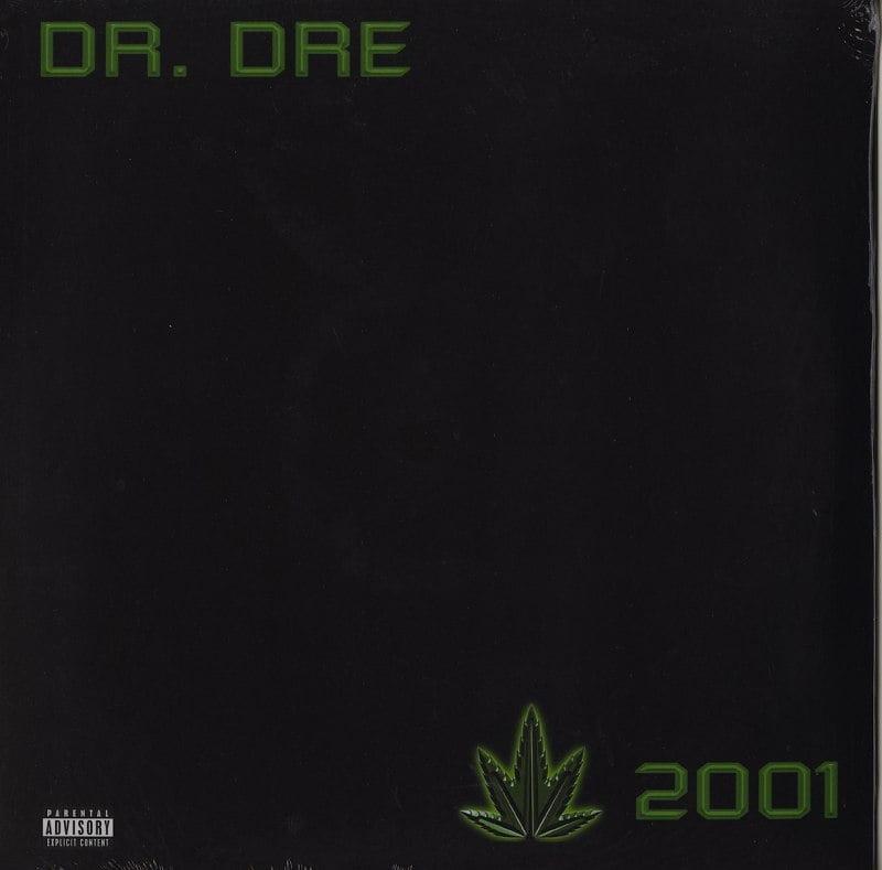 Dr Dre - 2001 - Double Vinyl, LP, Aftermath Records, 2019