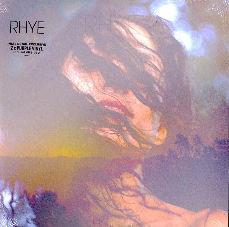 Rhye - Home - Limited Edition, Purple, Colored Vinyl, 2XLP, Loma Vista, 2021