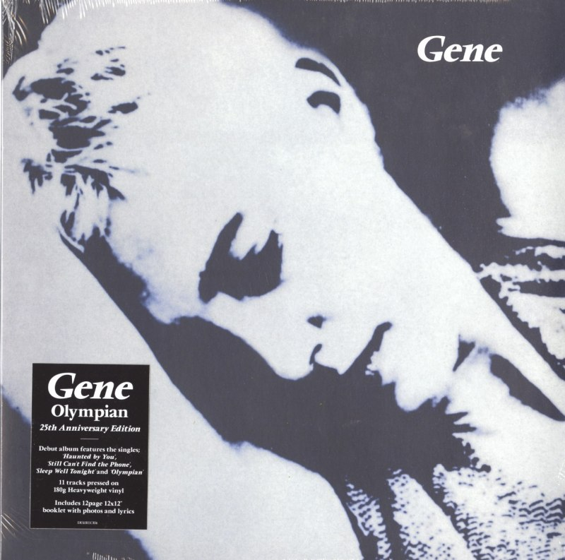 Gene - Olympian - Limited Edition, 25th Anniversary, 180 Gram, Vinyl, LP, Demon Records, 2021