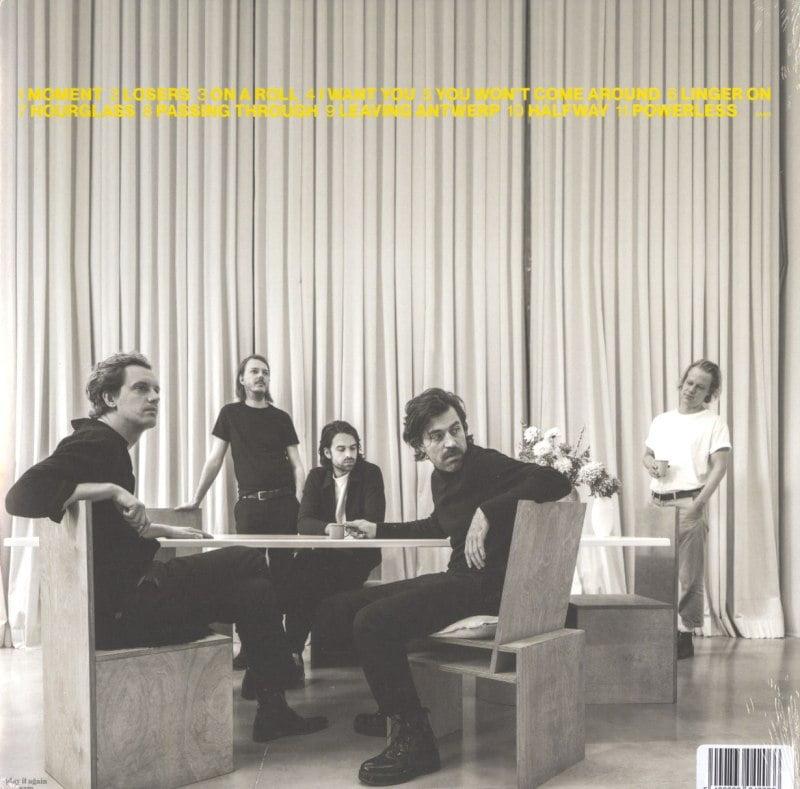 Balthazar - Sand - Ltd Ed, Yellow, Colored Vinyl, LP, Play It Again Sam , 2021