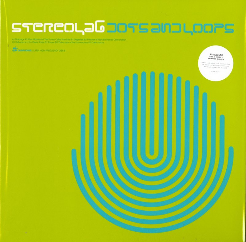 Stereolab - Dots & Loops - 3XLP, Expanded, Vinyl, LP, Remastered, Warp Records, 2019