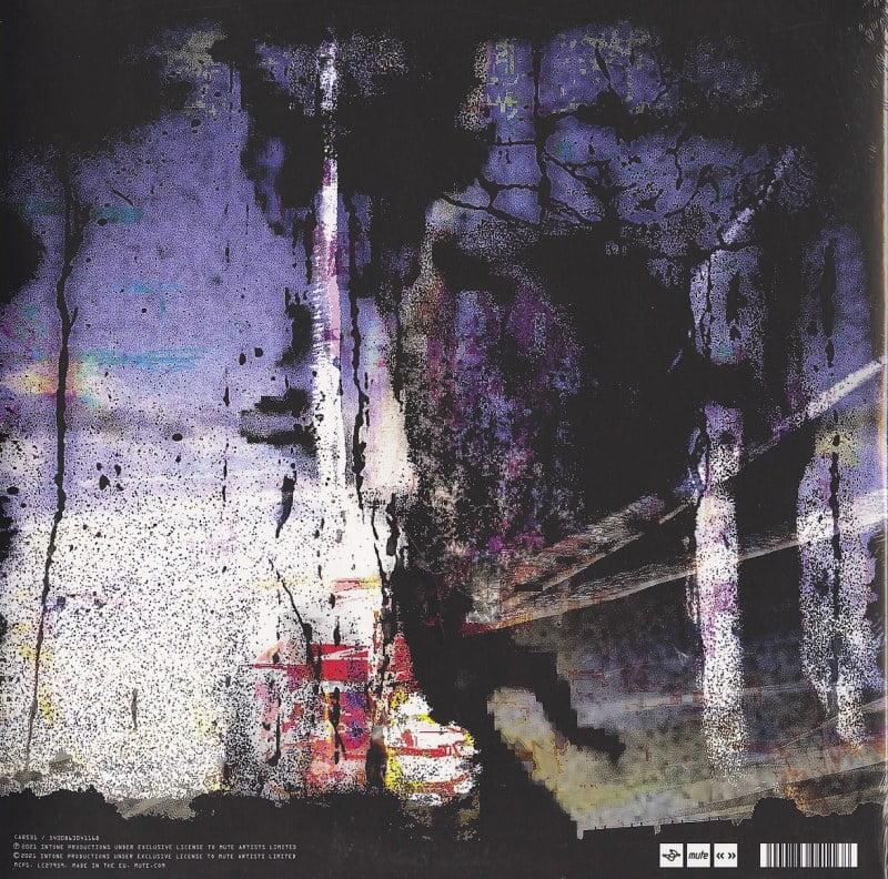 Cabaret Voltaire - Dekadrone - Limited Edition, White, Colored Vinyl, 2XLP, Mute U.S., 2021