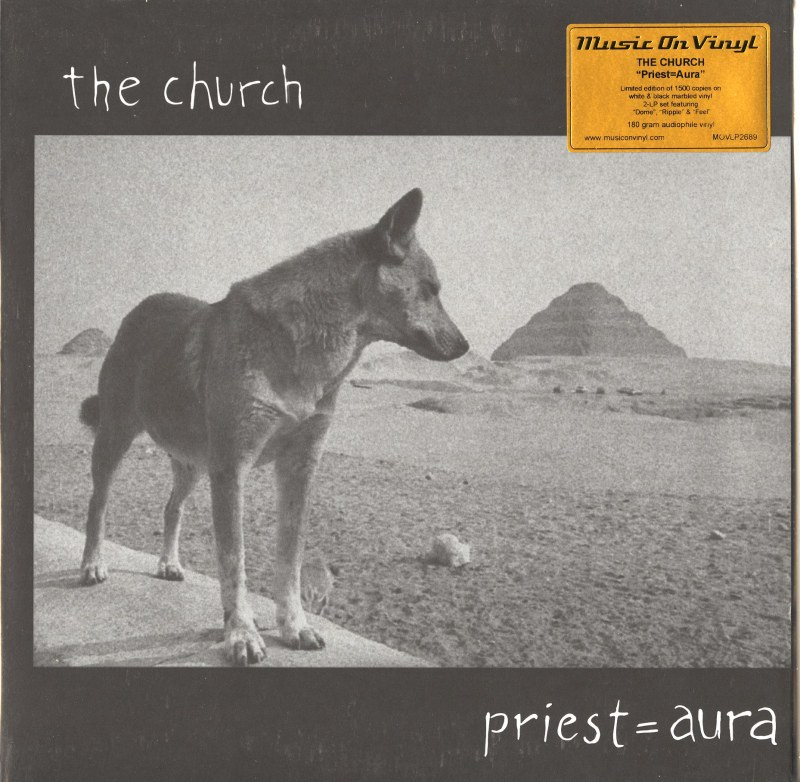 The Church - Priest = Aura - Limited Edition, Colored Vinyl, Numbered, Music On Vinyl, 2021