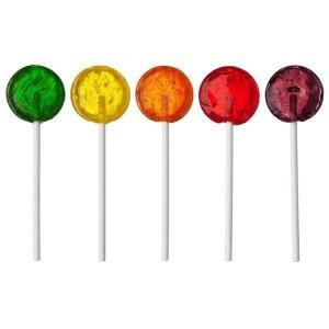 Mota - Lollipops - Raspberry (150 MG THC)