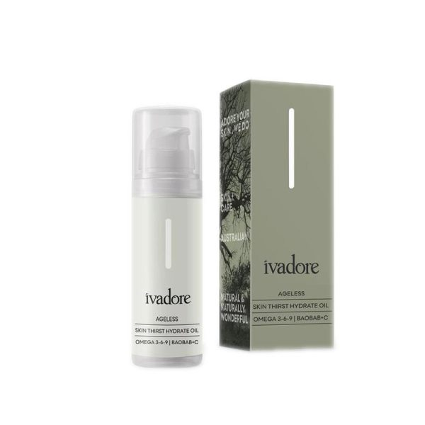 Ivadore Ageless Skin Thirst Hydrate Oil 30ml