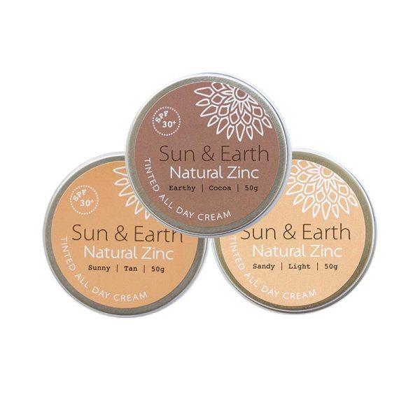 Sun & Earth Natural Zinc