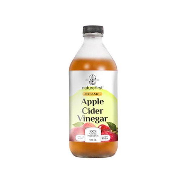 Nature First Apple Cider Vinegar Organic 500g