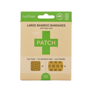 Nutricare Patch Square and Rectangle Aloe Vera