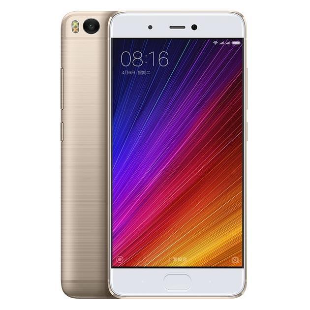 Смартфон Xiaomi Mi 5S 64Gb Золотой