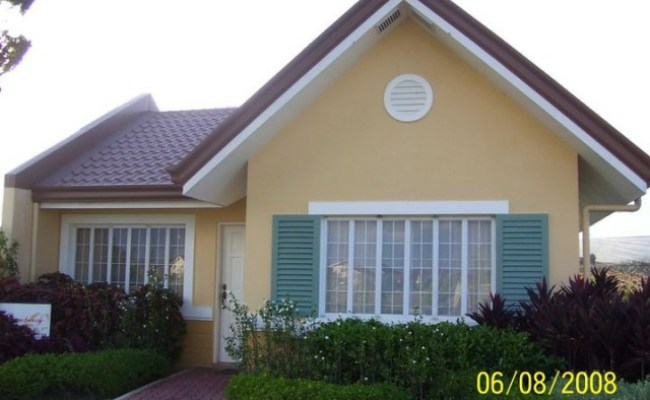 Bulacan House And Lot For Sale In Camella Homes Cranberry